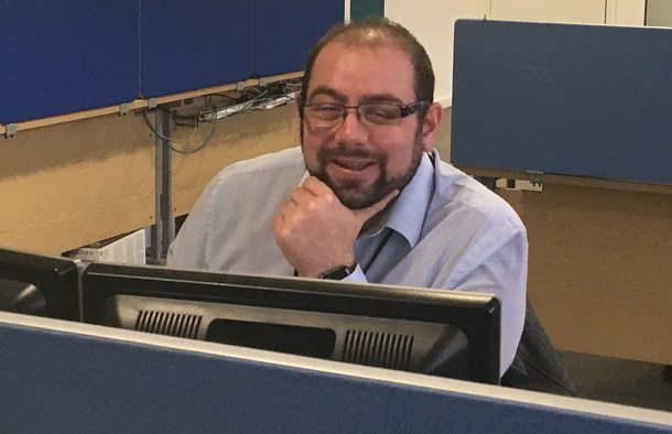 Spotlight on our Helpdesk Support Engineer Scott Camplin