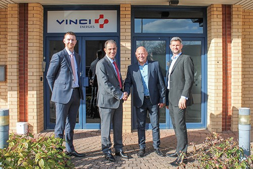 Vinci Energies UK and ROI acquires Nouveau Solutions Ltd