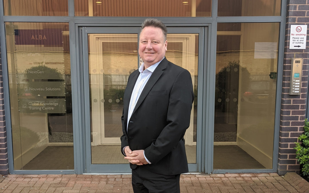 Getting to know Steve Cox – Sr. Business Development Manager