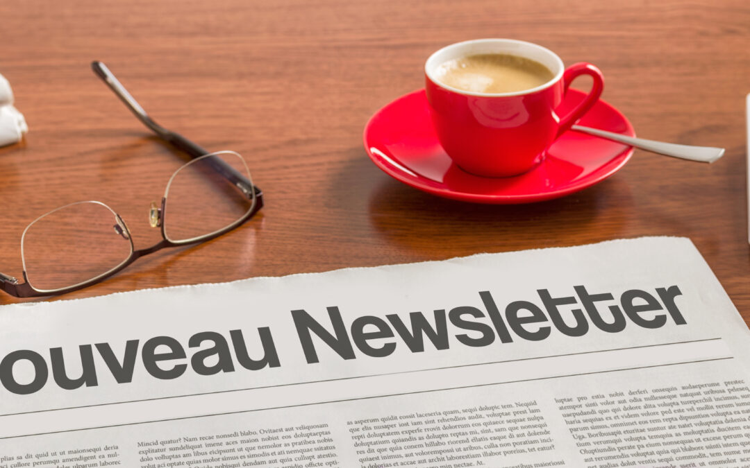Nouveau Newsletter April 2021