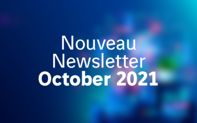 Nouveau Newsletter October 2021 – Cloud and Cybersecurity