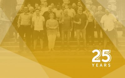 Nouveau Solutions Celebrate 25th Anniversary with the Launch of a New Website