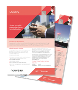Nouveau Solutions IT Security Brochure