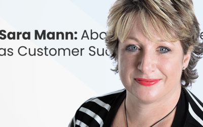 Sara Mann's New Role – Customer Success Manager